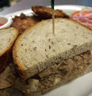 Chopped Liver on Rye